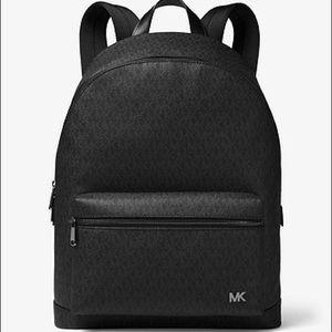 Jet Set Logo Backpack